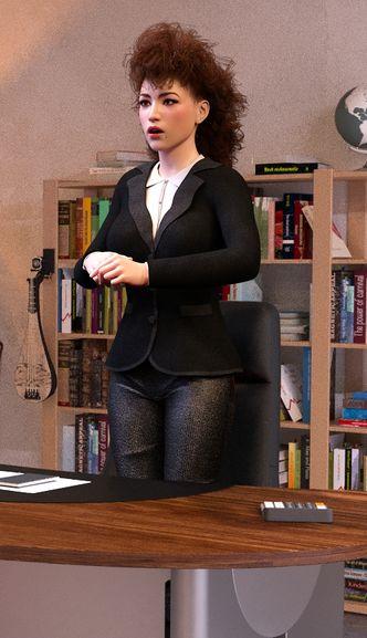 Секретарша Моники